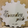 Foundry Pub Sign Cut