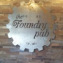 Foundry Pub Sign Finished